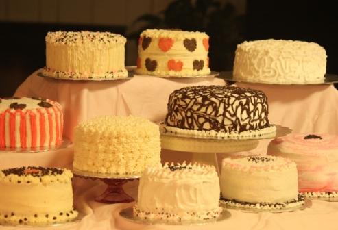 Easy Neapolitan Layer Cakes Rosetta Bakes