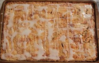 Apple Pie Squares