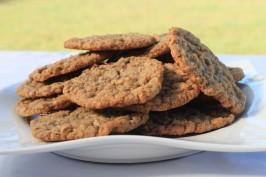 Oatmeal Toffee Cookies