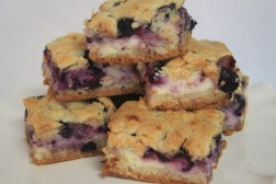 Blueberry Creamcheese Squares