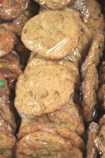 Cornflake Cherrio White Chip Cereal Cookies
